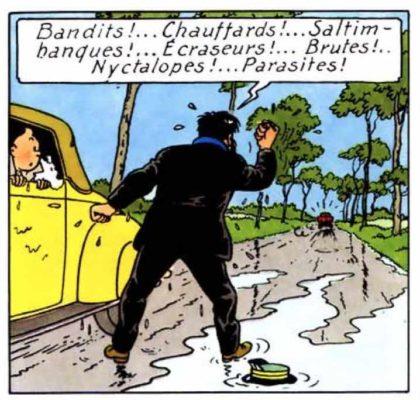 nyctalope dans Les 7 boules de cristal - page 55
