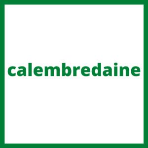calembredaine